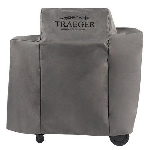 TRAEGER PELLET GRILLS GENUINE ACCESSORY - Ironwood 650 Full-Length Grill Cover BAC505