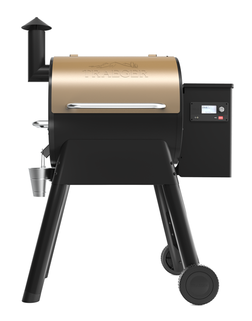 Traeger 2016 Pro Series 22 Wood Pellet Grill Bronze Tfb57pzb