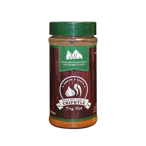 GREEN MOUNTAIN GRILLS GENUINE - GMG7014 ROASTED GARLIC CHIPOTLE RUB