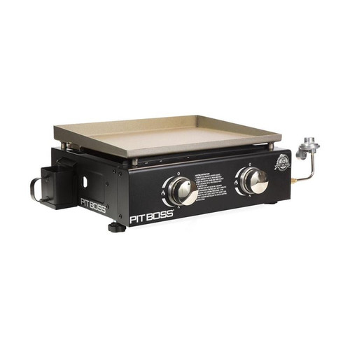 PIT BOSS GRILLS -  PB336GS 2 BURNER TABLETOP GRIDDLE PBGDL0336AD10557