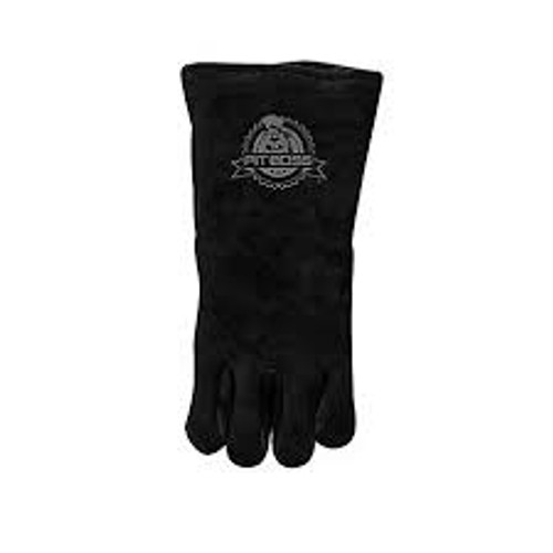 PIT BOSS PELLET GRILLS GENUINE ACCESSORY - 68015 HEAVY DUTY LEATHER GLOVES