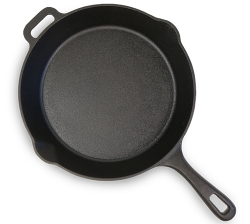 PIT BOSS GENUINE ACCESSORY - 14 INCH CAST IRON SKILLET 68003