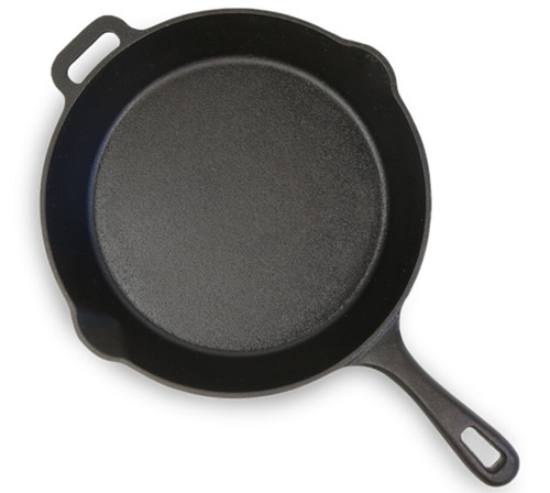 PIT BOSS GENUINE CAST IRON ACCESSORY - 8 INCH CAST IRON SKILLET 68000
