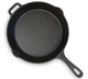 PIT BOSS GENUINE CAST IRON ACCESSORY -  12 INCH CAST IRON SKILLET 68002