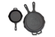 """PIT BOSS GENUINE  CAST IRON ACCESSORY - 68004 10"""" CAST IRON DEEP SKILLET WITH LID"""