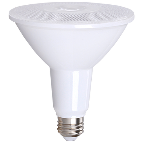 4-Pack Dimmable LED PAR38, 15W (120W equiv), 2700K