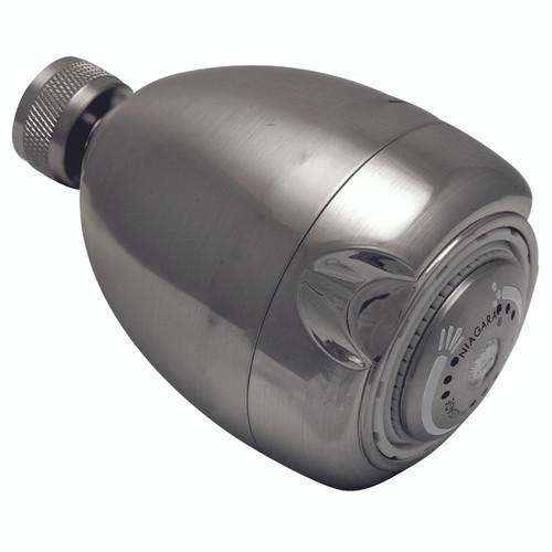 Earth® 3-Spray Showerhead, 2.0 GPM, Brushed Nickel