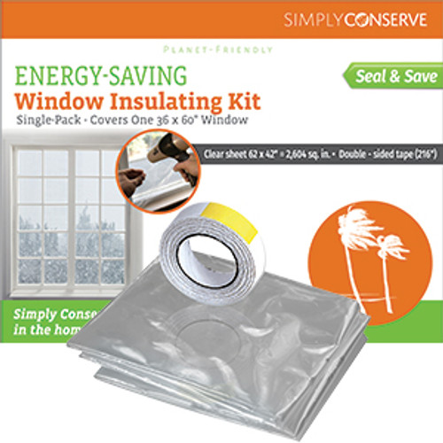 Single Window Insulation Kit
