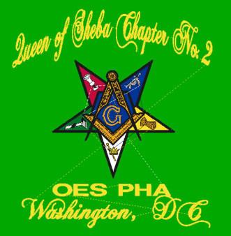 Queen of Sheba Chapter No. 2 (2020) Masonic
