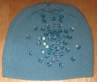 Brilliant Sequin Hat