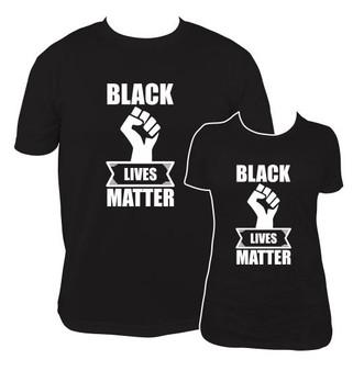 HT Vinyl - Black Lives Matter Tee 1