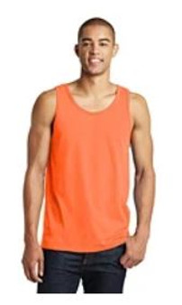 District DT5300 Young Mens The Concert Tank Top