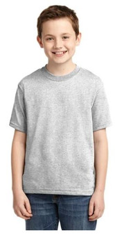Jerzees 29B Youth Dri-Power Active 50/50 Cotton/Poly T-Shirt