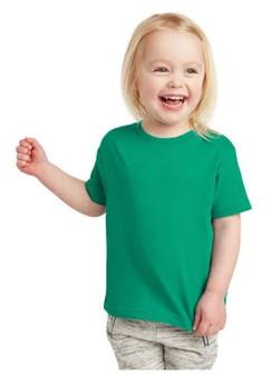 Rabbit Skins RS3321 Toddler Fine Jersey T-Shirt