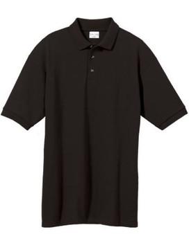 Anvil 6020 Men's Cotton Deluxe Pique Sport Shirt