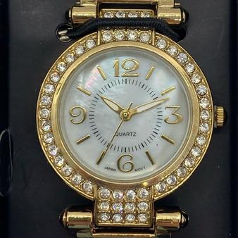 Women's Avon Sparkling Watch (Goldtone)