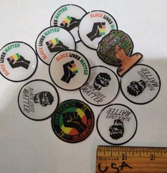 BLM Pins