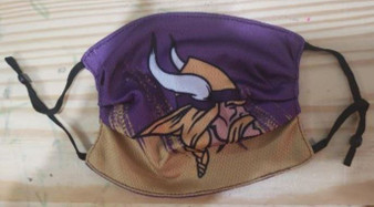 Sub -Minnesota Vikings Mask