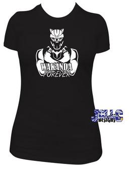 HT Vinyl - Wakanda Forever