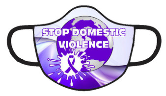 Sub - Domestic Violence Masks (1 for $12.50 and 2 or more for $10.00 each)