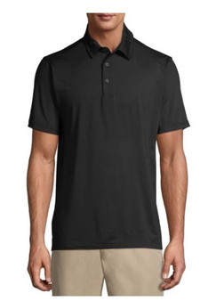 George Men's Short Sleeve Core Poly Polo Shirt