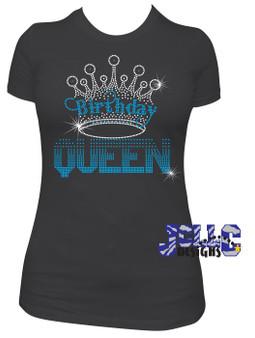 Rhinestone - Birthday Queen 3