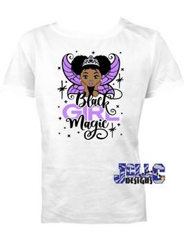 HT Vinyl - Little Black Girl Magic