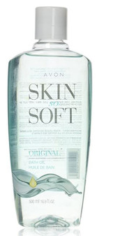 SKIN SO SOFT Bath oil, Original Scent, 16.9 Fl Oz
