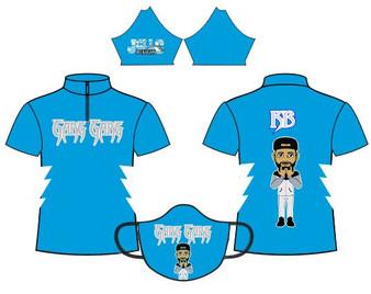 Sub - Gang Gang Polo (Sky Blue Lightning)