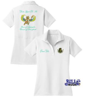 Embroidery - Tuwa Court No. 210 (2021)
