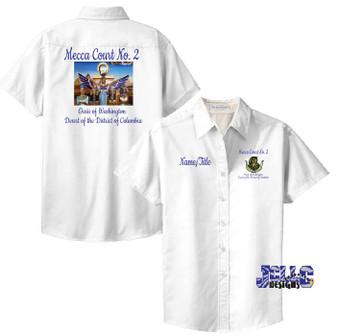 Embroidery - Mecca Court No. 2 (2021 - 2)