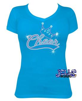 Rhinestone - Cheer Crown