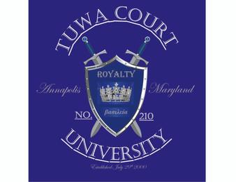 Tuwa Court University Jacket