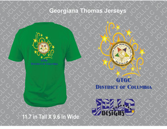 Georgiana Thomas Jerseys