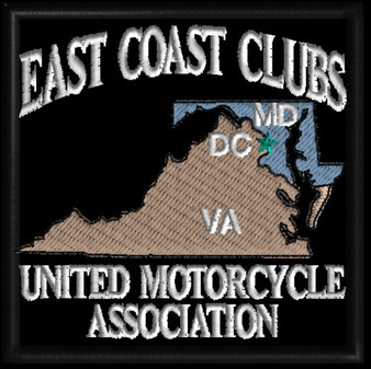 East Coast Clubs - UMA Patch