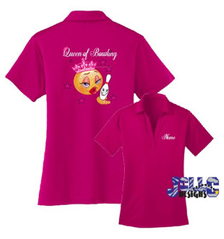 Embroidery - Bowling Design 005