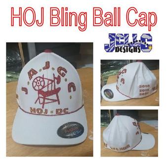 Heroines of Jericho Bling Ball Cap