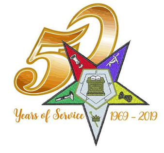 50 Years of Service - OES