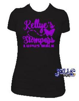 HT Vinyl - Kellye's Stompers