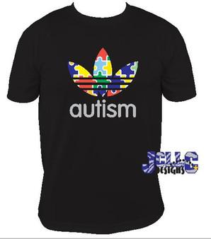 HT Vinyl - Autism (ADIDAS)