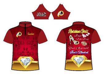 Sub - Redskins Girly Design 3