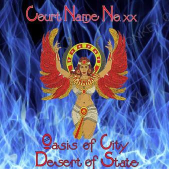 Egyptian Goddess Design Number 41