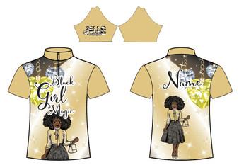 Sub - Black Girl Magic Jersey