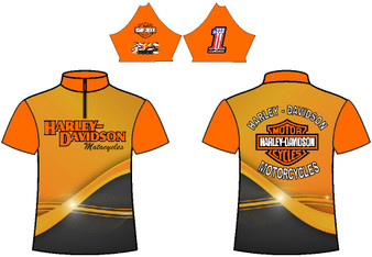 Sub - Harley Davidson Design 1