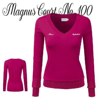 Magnus Court No. 100 - Sweater