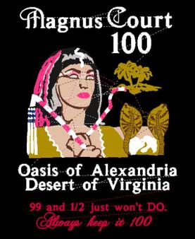 Magnus Court No. 100 - 2015 Design