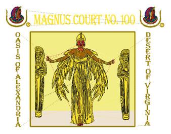 Magnus Court No. 100 - 2016 Design