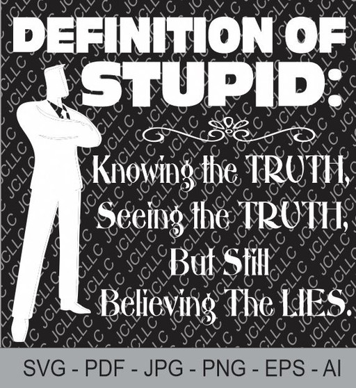 SVG -Definition of Stupid