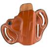 DeSantis Gunhide Speed Scabbard Belt Holster, Fits S&W M&P Shield,Right Hand, Tan Finish 002TAX7Z0