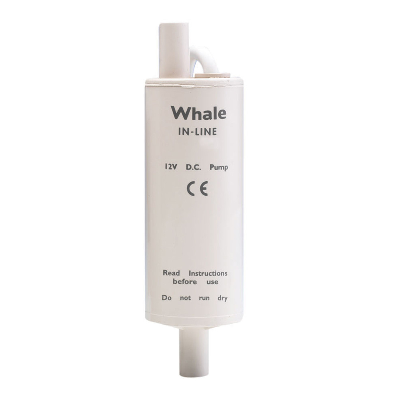 Whale Inline Electric Galley Pump - 13LPM - 12V